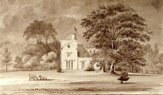 Ridgeway House / Castle