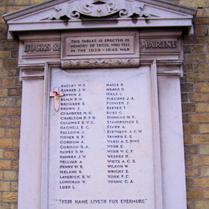 London And South-Western Railway Memorial