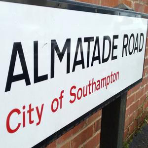 Road Name Changes across Southampton