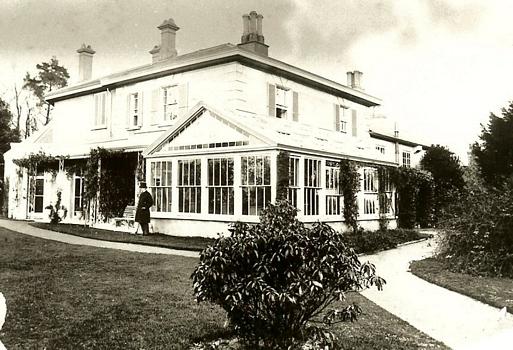 Shales (Longstaff House)