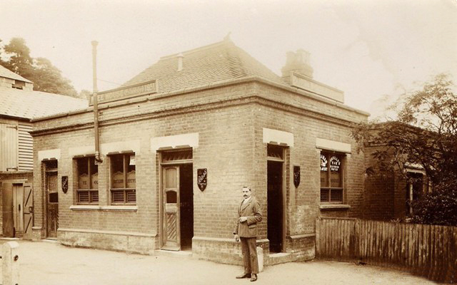 The Bitterne Brewery